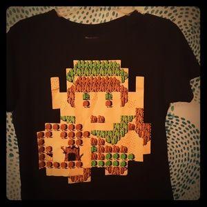 Legend of zelda, Link graphic tee. Lootwear